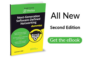 Pluribus 2nd Special Edition: Next-Generation Software-Defined Networking for dummies