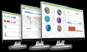 3 Screens - Insight Analytics