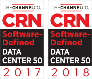 CRN Software-Defined Data Center 50 (2017 and 2018)
