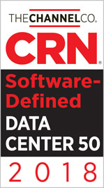 CRN Software-Defined Data Center 50 (2018)