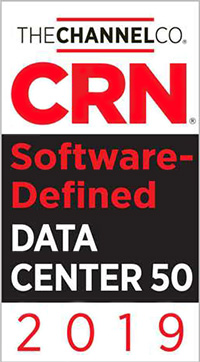 CRN Software-Defined Data Center 50 - 2019