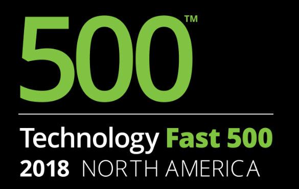 Deloitte 2018 Technology Fast 500 North America