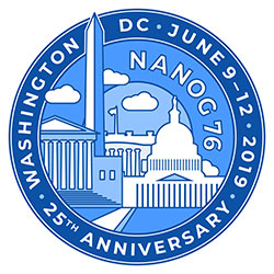 NANOG 76 - Washington DC - 2019