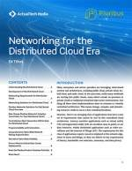 Networking for the Distributed Cloud Era