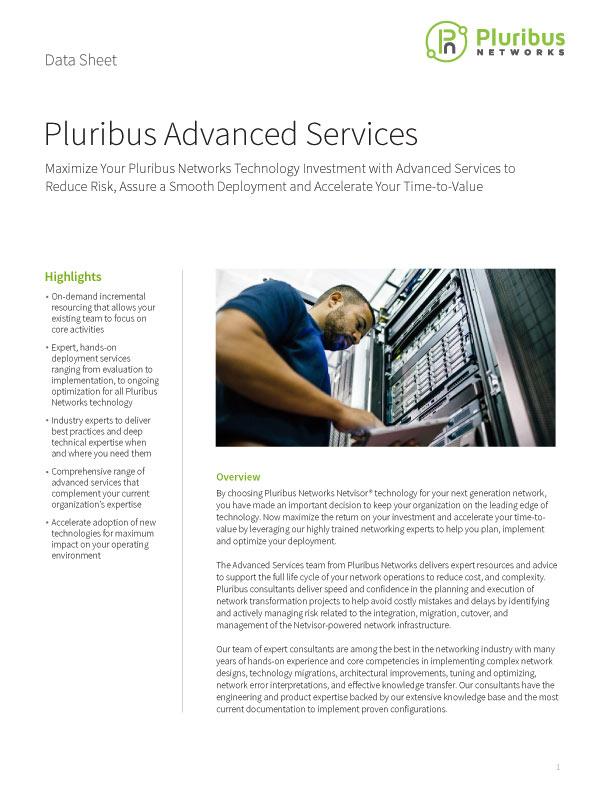 Pluribus Advanced Services