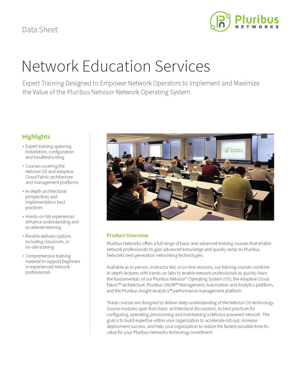Network Education Services