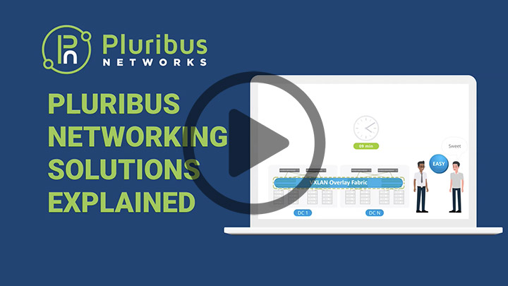 Pluribus Networking Solutions Explained