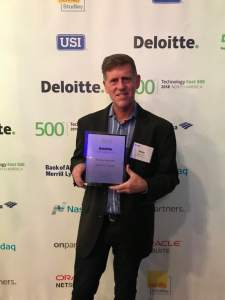 Pluribus Networks Ranked #58 in Deloitte's 2018 Technology Fast 500™