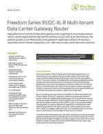 Freedom Series 9532C-XL-R Multi-tenant Data Center Gateway Router