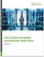 Data Center Network Automation. Simplified. (SDDC Ebook)