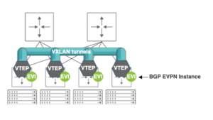 BGP EVPN for Scaling Data Center Fabrics