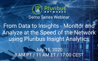Upcoming Webinar - Pluribus Demo Series: UNUM Insight Analytics