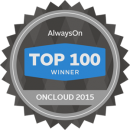2015 OnCloud Top 100 Winner
