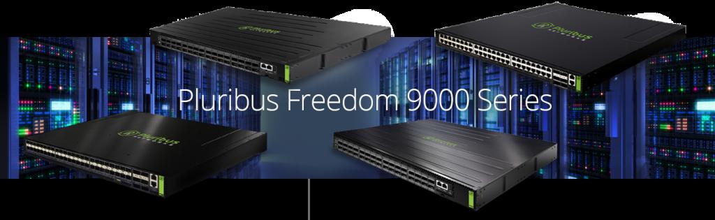 Pluribus Freedom 9000 Series