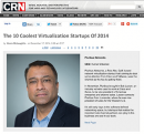 CRN Top 10 Coolest Virtualization Startups of 2014