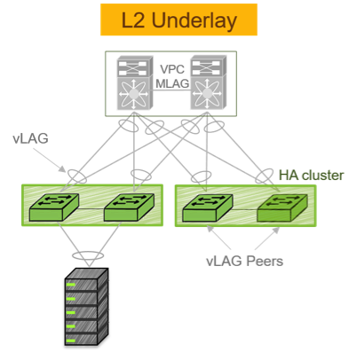 L2 Underlay