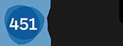 fourfiveone research logo