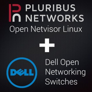 Open Netvisor Linux + Dell Open Networking Switches
