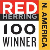 Red Herring Top 100 North America Award